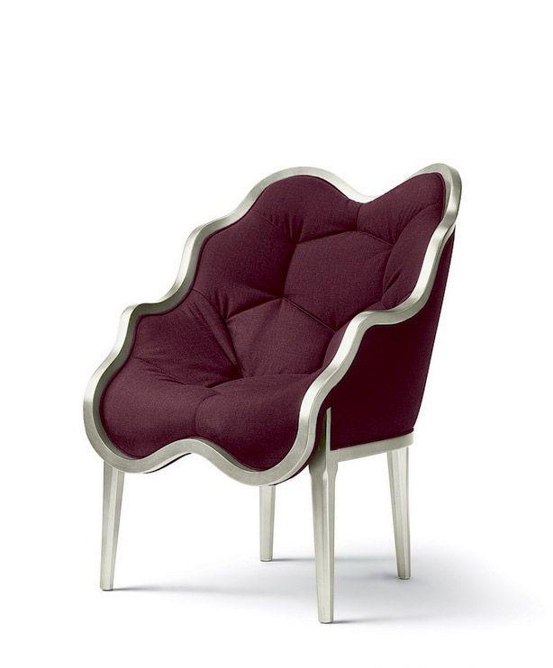 Global Views Wiggle Chair: 35 Farklı Berjer-Tekli Koltuk Modeli