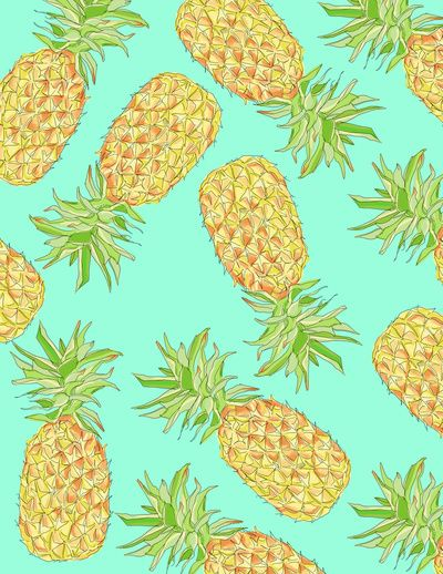 Pineapple Of My Eye Art Print Create Your Own Converse