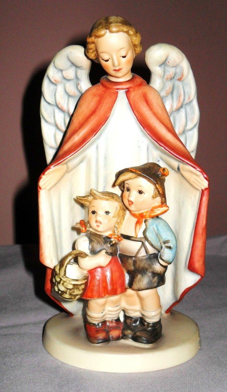 Hummel # 88/1 TMK 4 Heavanly Protection figurine