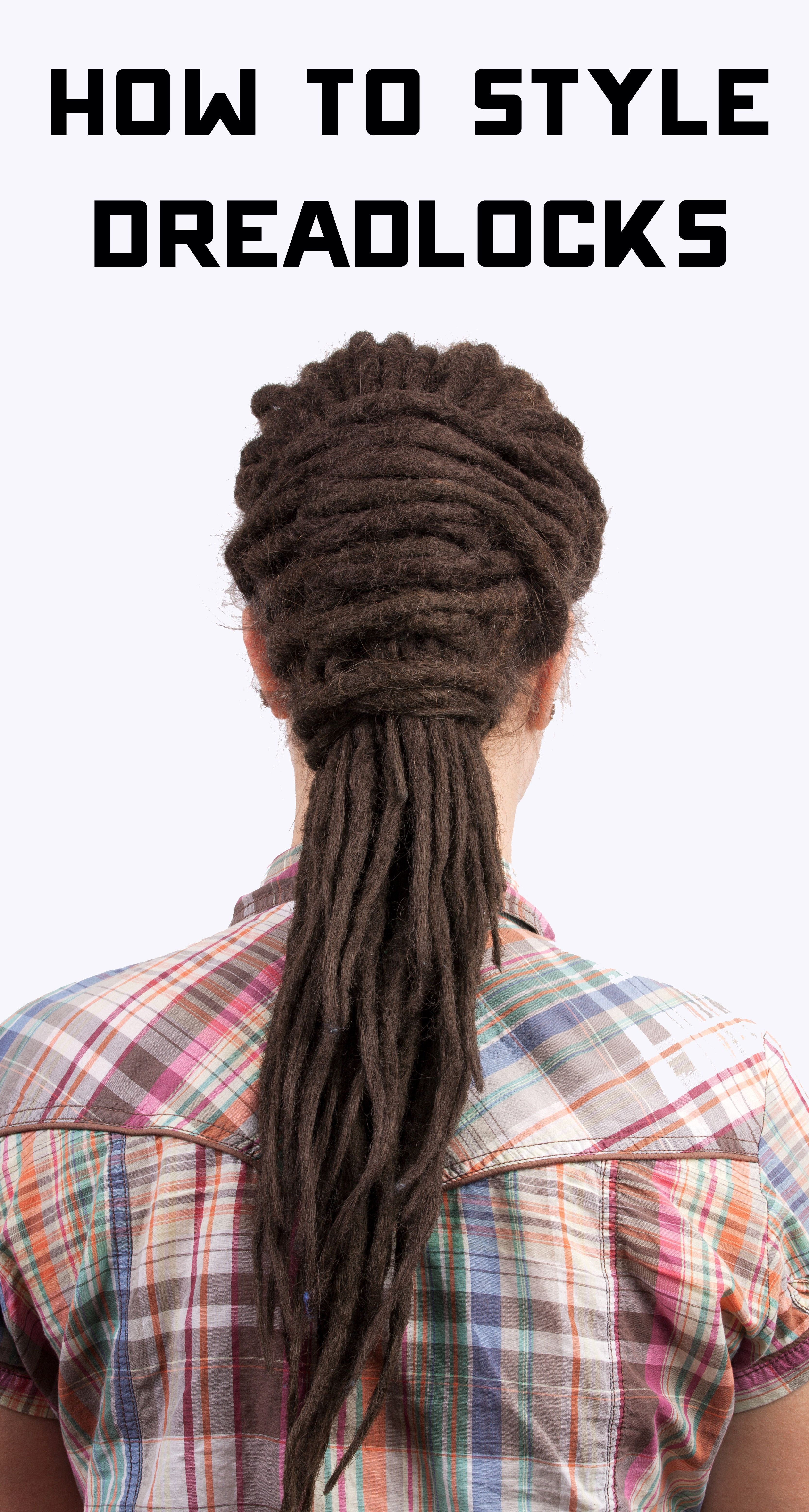 how to get dreadlocks step by step