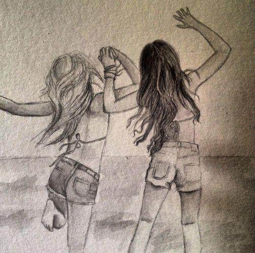 Best friends do crazy stuff s pinterest for Crazy stuff to draw