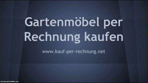 Nett gartenmöbel auf rechnung kaufen | Deutsche Deko | Pinterest
