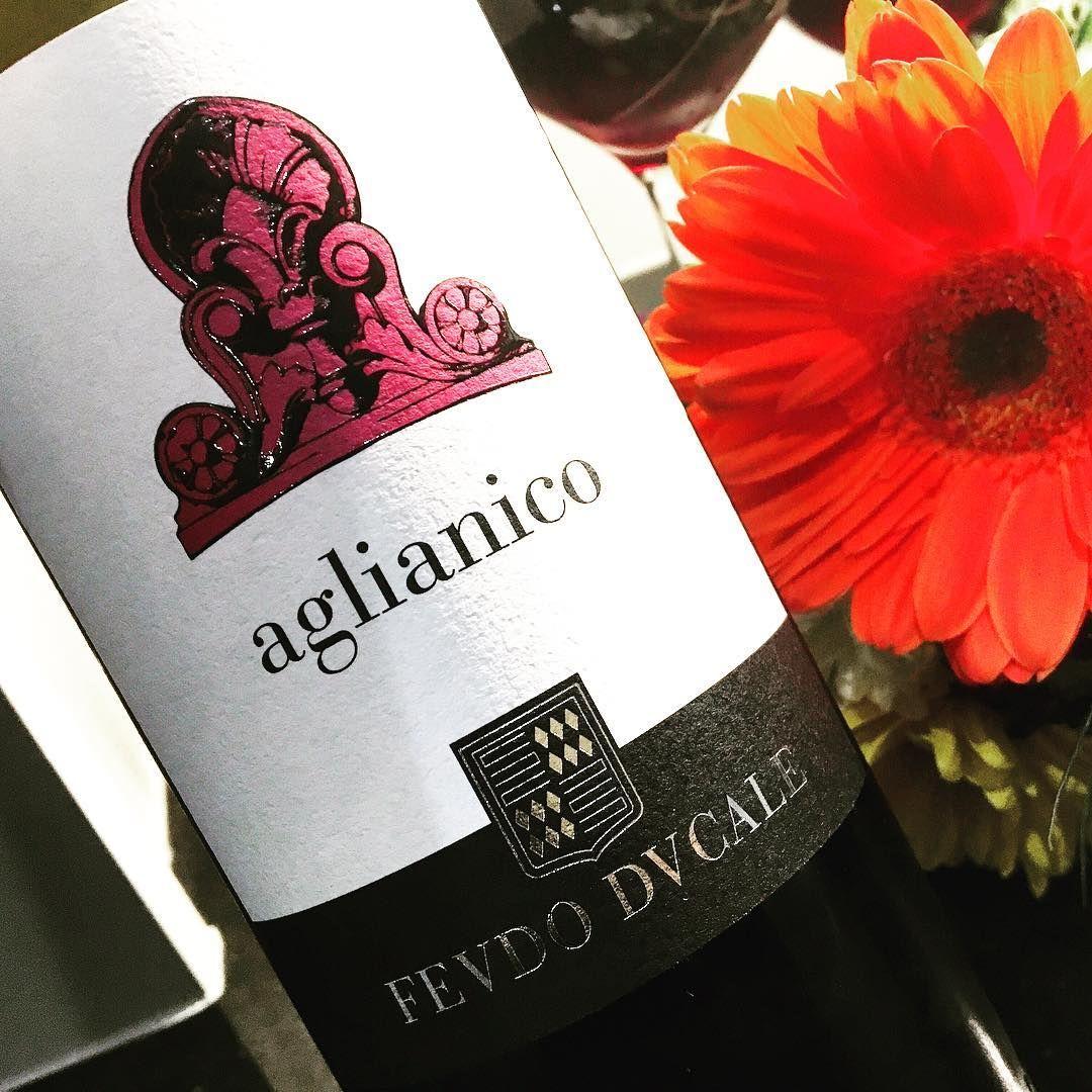 Feudo Ducale Aglianico Courtesy Of Wineinsiders Italian Wine Wine Tasting Experience Wines