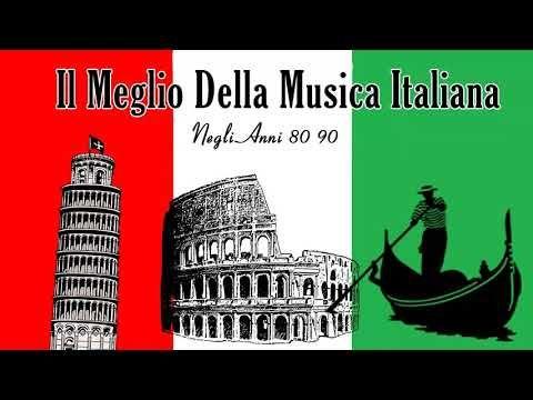 Il meglio della Musica Italiana negli Anni 80 90 Le Più