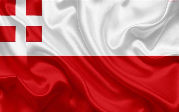 Download Wallpapers Flag Of Utrecht Netherlands 4k Silk Flag