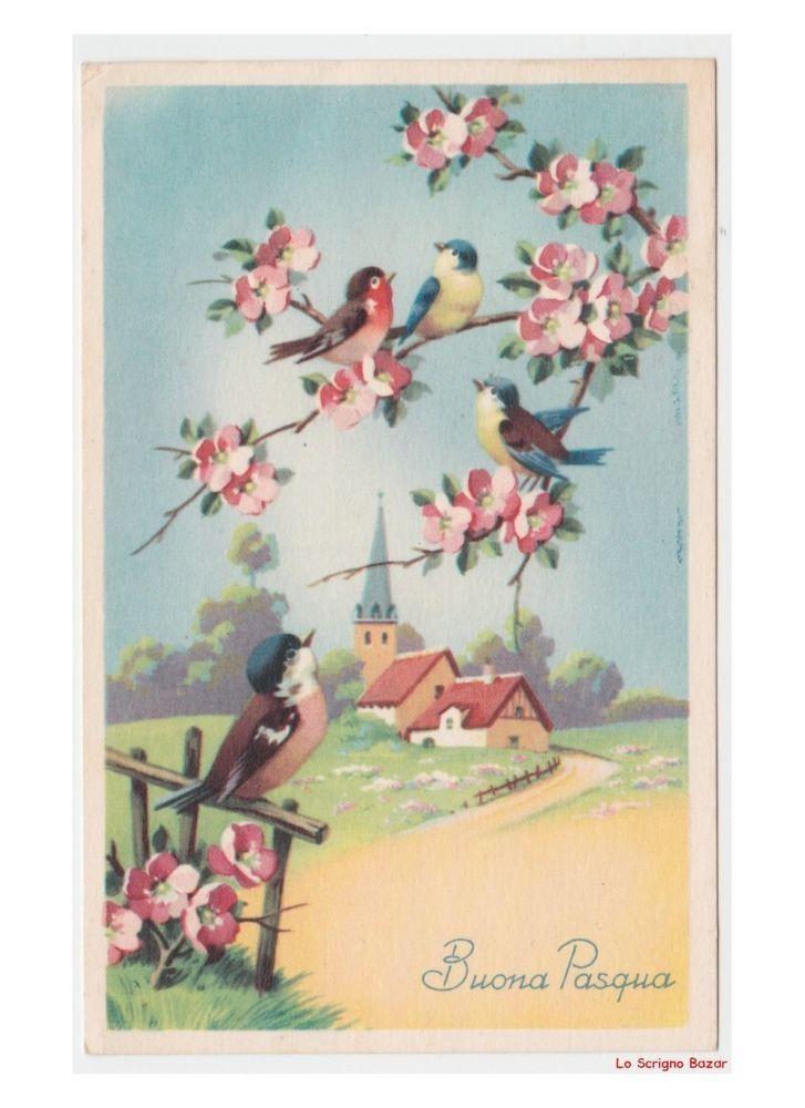 Винтажные открытки о весне, свадьбой коллеге