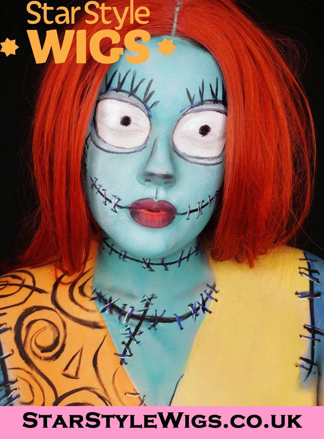 Jessica Rabbit Wig | Jessica rabbit, Costume wigs and Sally makeup