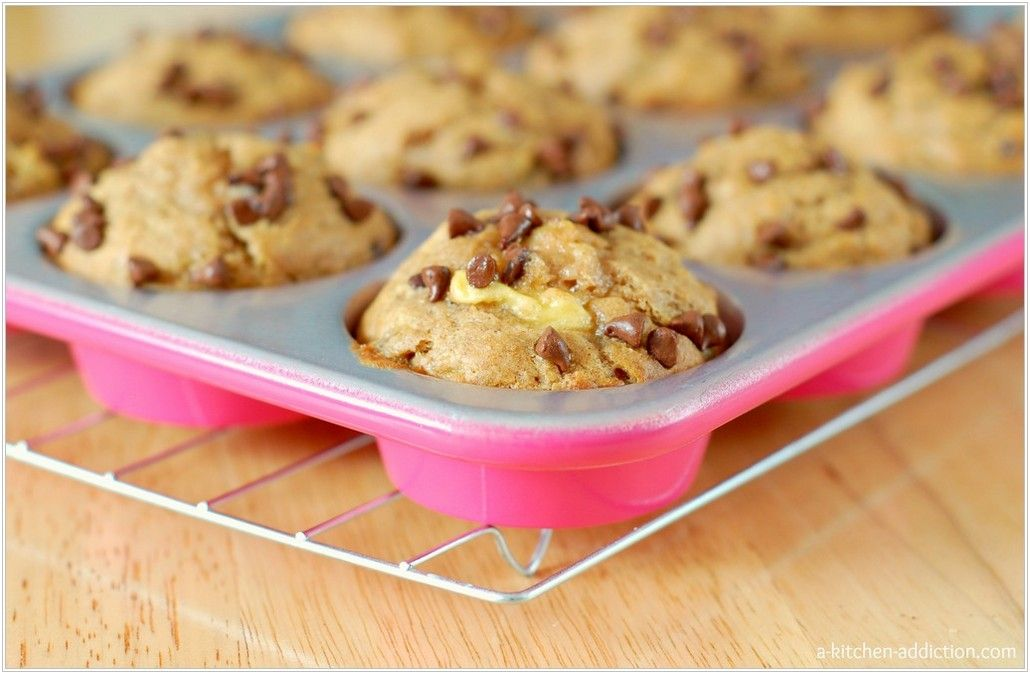 Chocolate chip banana muffins food network hondudiariohn chocolate chip banana muffins food network forumfinder Images