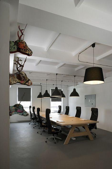 salle de réunion   atelier   Mobilier bureau, Déco bureau ...