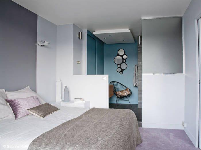 30 jolies suites parentales elle d coration chambre pinterest suite master parental et. Black Bedroom Furniture Sets. Home Design Ideas