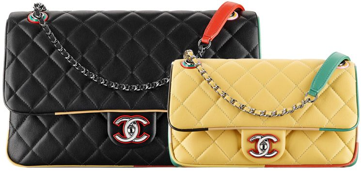 Chanel Cruise 2017 Seasonal Bag Collection Bragmybag