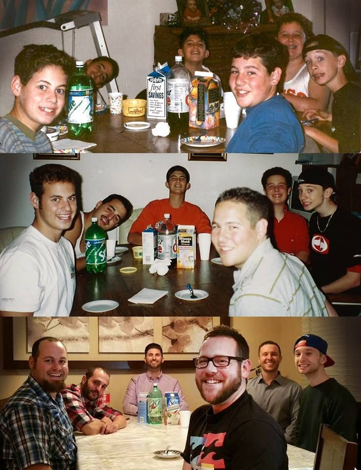 22 Past and Present Photos Of Relationships That Have Stood The Test Of Time