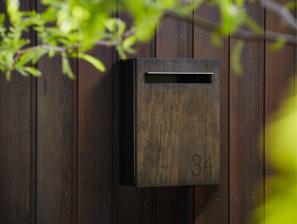 Dark Wm With Number Jpg 1000 754 Modern Mailbox Letter Box Letter Box Design