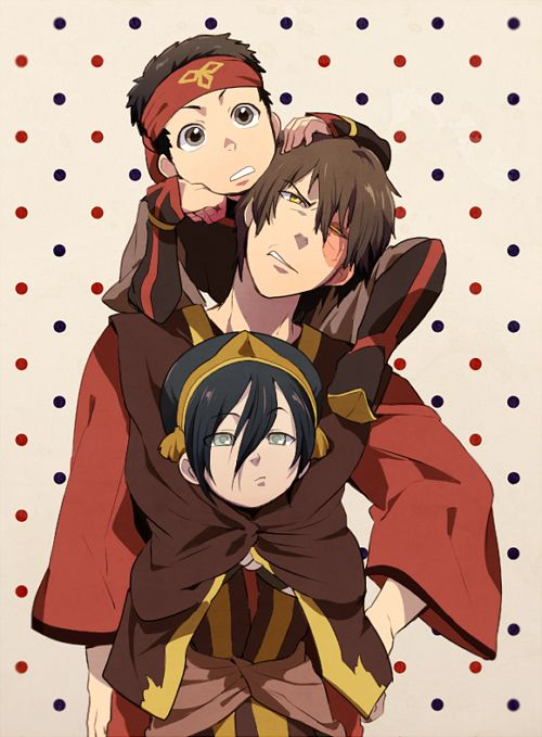 Aang Zuko And Toph Avatar Last Airbender Pinterest Avatar