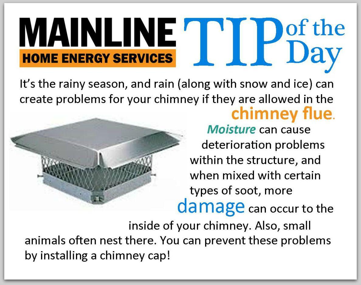 mainline ct ma chimney rain cap liner repair stove insert