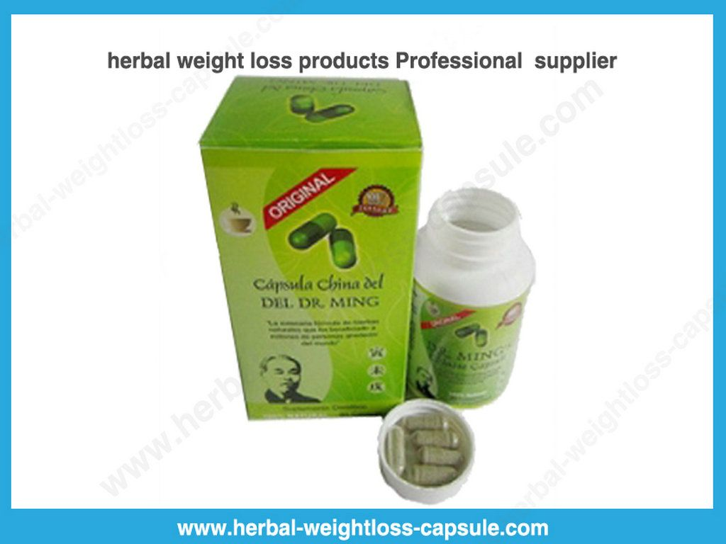 Chinese supplements for weight loss