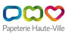 Papeterie Haute-Ville Logo | Web color trends