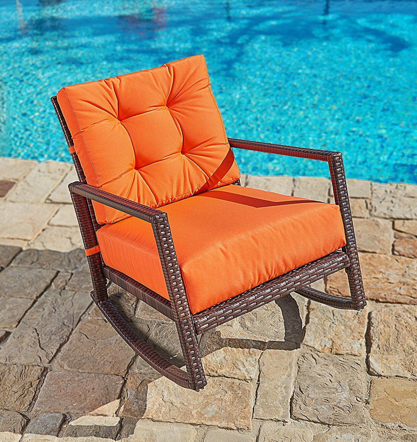 8 Top 10 Best Outdoor Rocking Chairs Reviews In 2018 Rocking