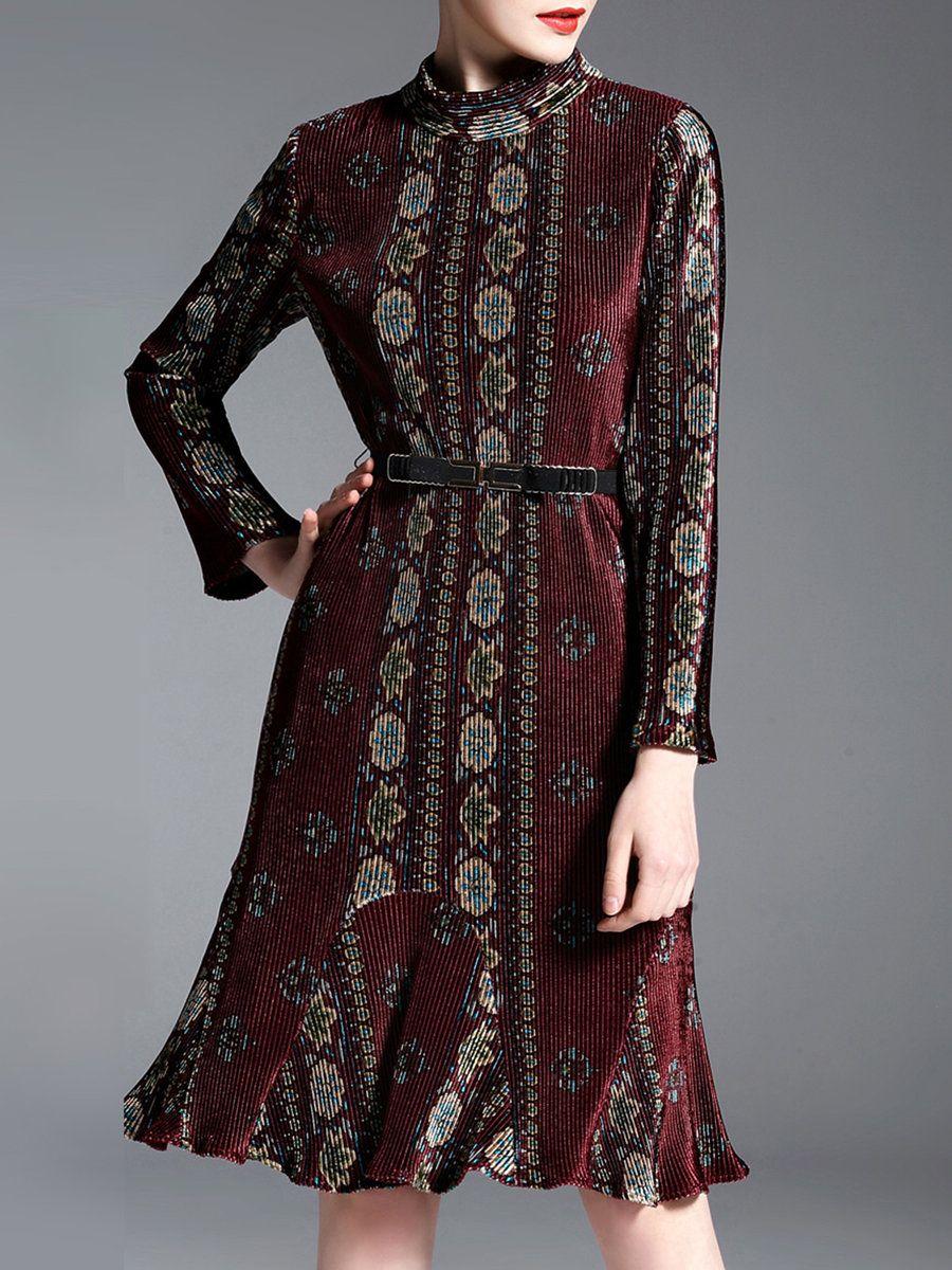 Adorewe stylewe designer midi dresses desiu stylewe by adorewe