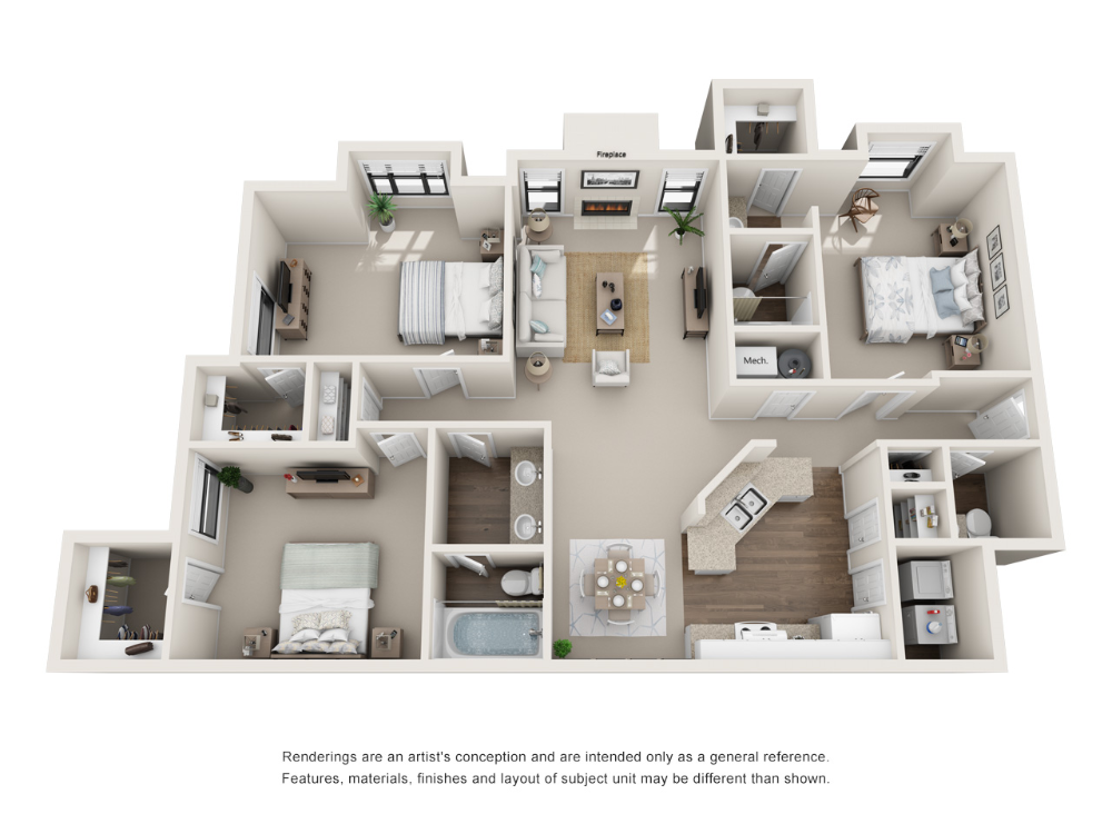 #apartmentfloorplans