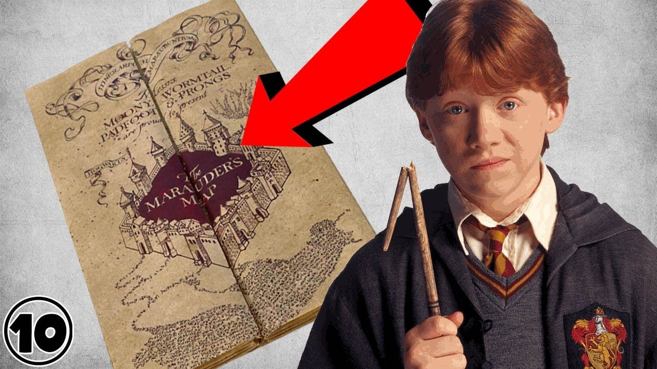 Top 10 Harry Potter Dumbest Plot Holes Dumb And Dumber Harry Potter Plot Holes