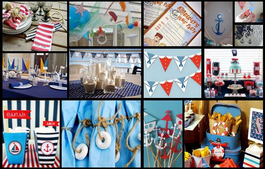 Cruise Theme Party | Nautical Theme Party Activity/Package