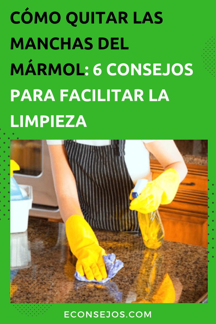 Aprende 6 Métodos Para Quitar Las Manchas Del Mármol Y El Granito Limpieza De Mármol Como Limpiar El Marmol Limpieza De Granito