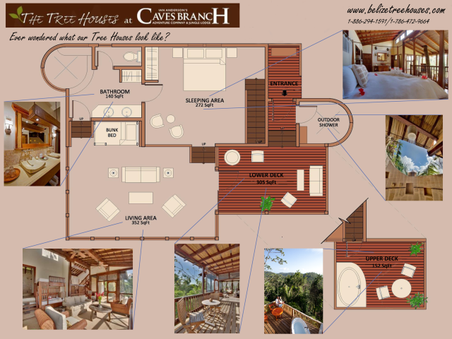 20130328 Bt Treehouse Layout Infographic Tree House Plans Tree House Tree House Diy