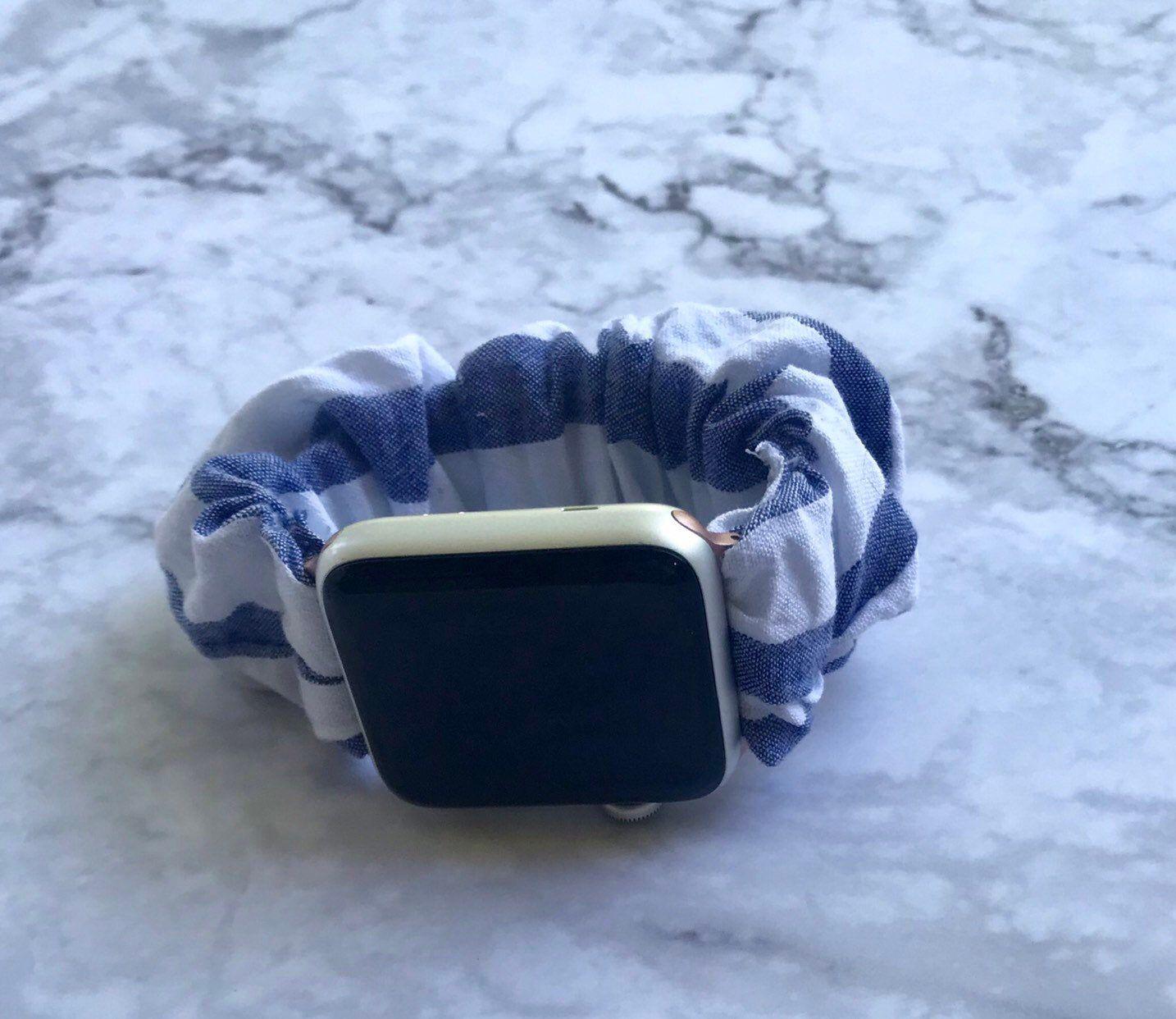 Scrunchie Watch Band Cute Apple Watch Bands Apple Watch