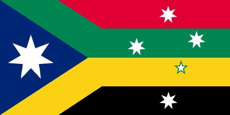 New Australian Flag Proposal Flag Australian Flags Australian Flag Ideas