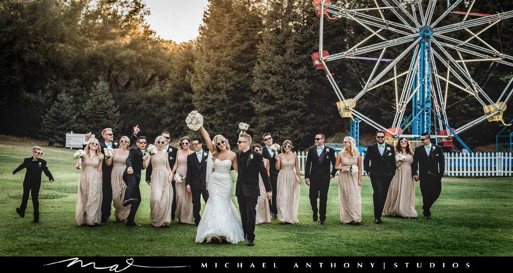 Calamigos Ranch Weddings