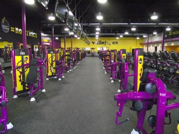 Planet Fitness Gyms In Vallejo Ca Planet Fitness Workout Planet Fitness Gym Fitness Photos