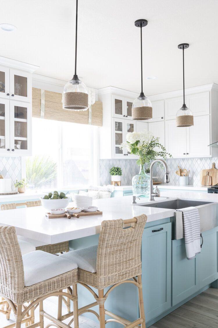 Interior Design   Coastal California Kitchen- Murrieta, CA