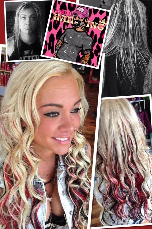 Michele Before And After Central Illinois Fusion Hair