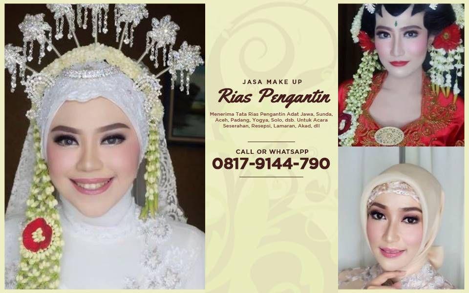 Paket Promo Wa 08179144790 Jasa Rias Make Up Pengantin