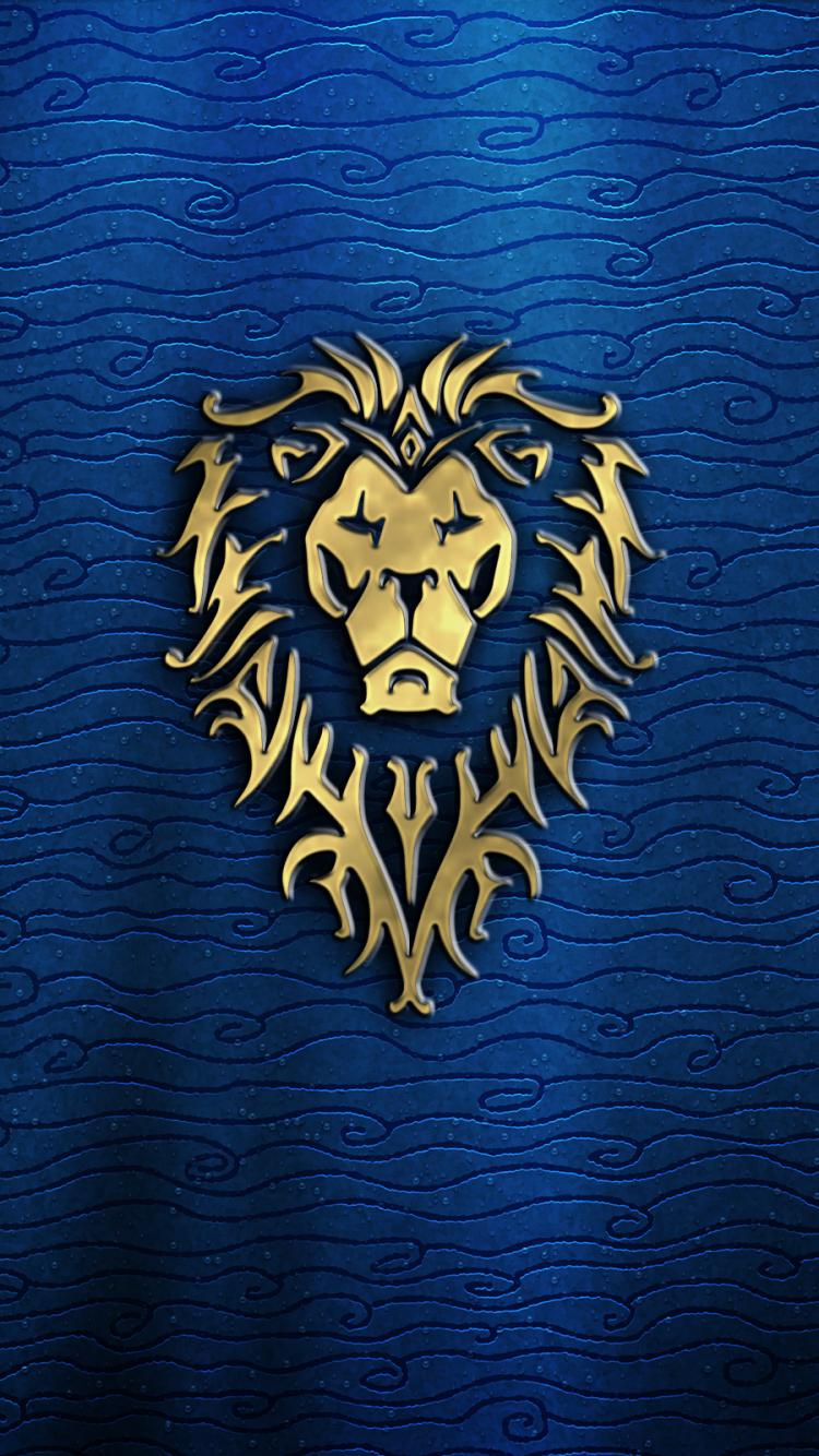 World Of Warcraft Cell Phone Wallpapers Group Imagem De Fundo Para Iphone Fundo De Tela Celular Arte Do Leao