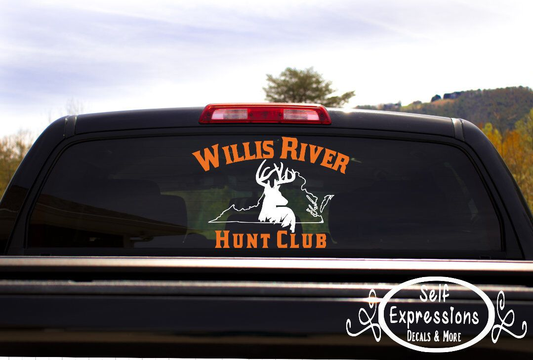 Personalized Hunt Club State Car Decal Hunt Club Car Decals Personalized Water Bottles Kids [ 729 x 1079 Pixel ]