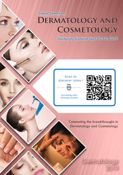 Global Summit on Dermatology and Cosmetology in 2019