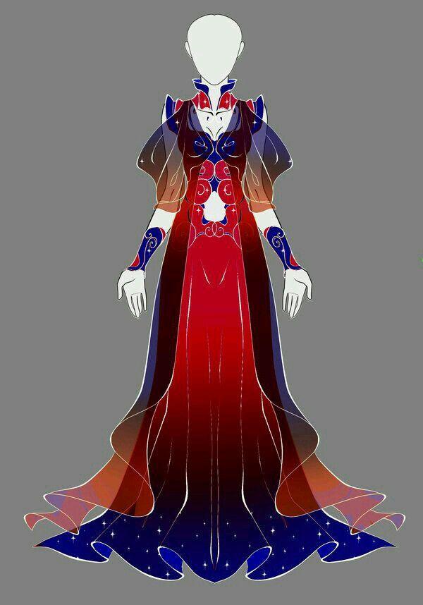 Beautiful dress | Anime outfits, Costume design, Anime dress