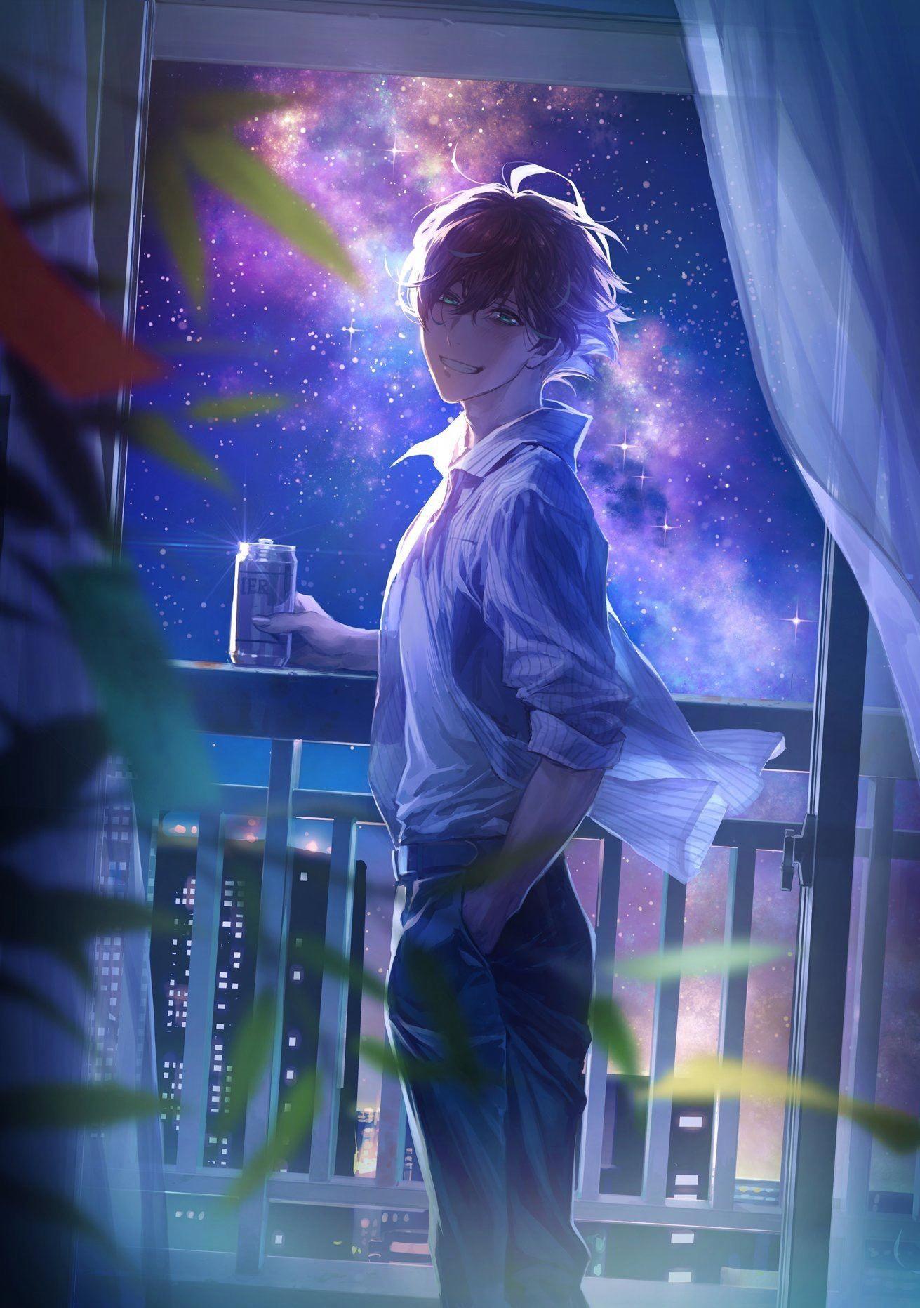 Sera Que Nosso Doppo Esta Finalmente Sorrindo Rap Battle Animeguys Handsome Anime Anime Drawings Boy Cute Anime Guys