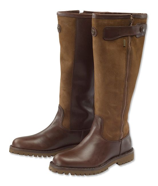 Mens Leather Jameson Boots