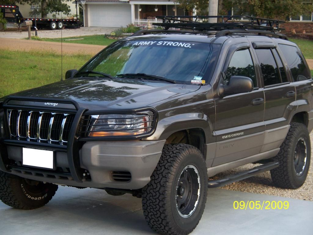 Jerrickp S 2000 Jeep Grand Cherokee
