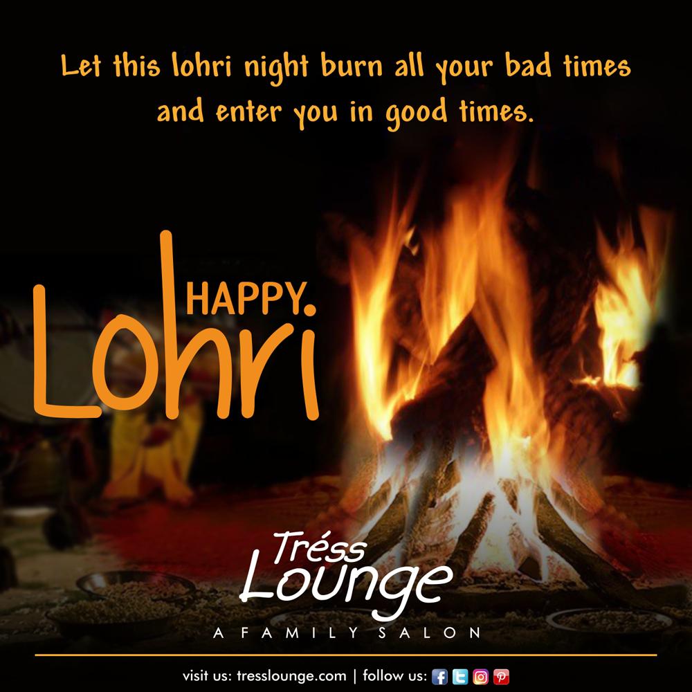 Happy lohri greeting tresslounge chandigarh tress lounge happy lohri greeting tresslounge chandigarh m4hsunfo