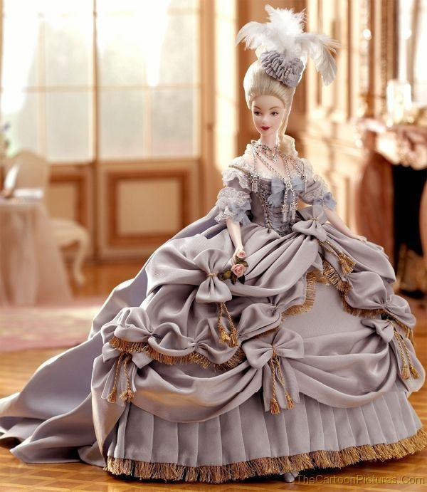 Barbie Maria Antonieta