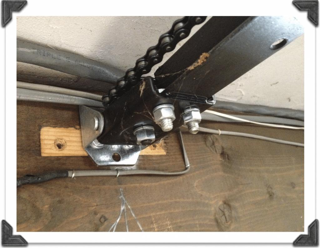 Garage Door Rail Pulley Garage Door Rails Garage Door