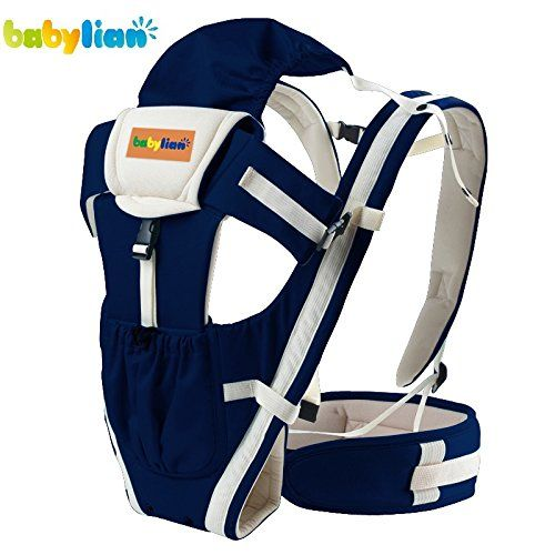 Hynes Eagle 3 in 1 Convertible Infant Baby Carrier 7.7-26 lbs 3-18 months Wrap