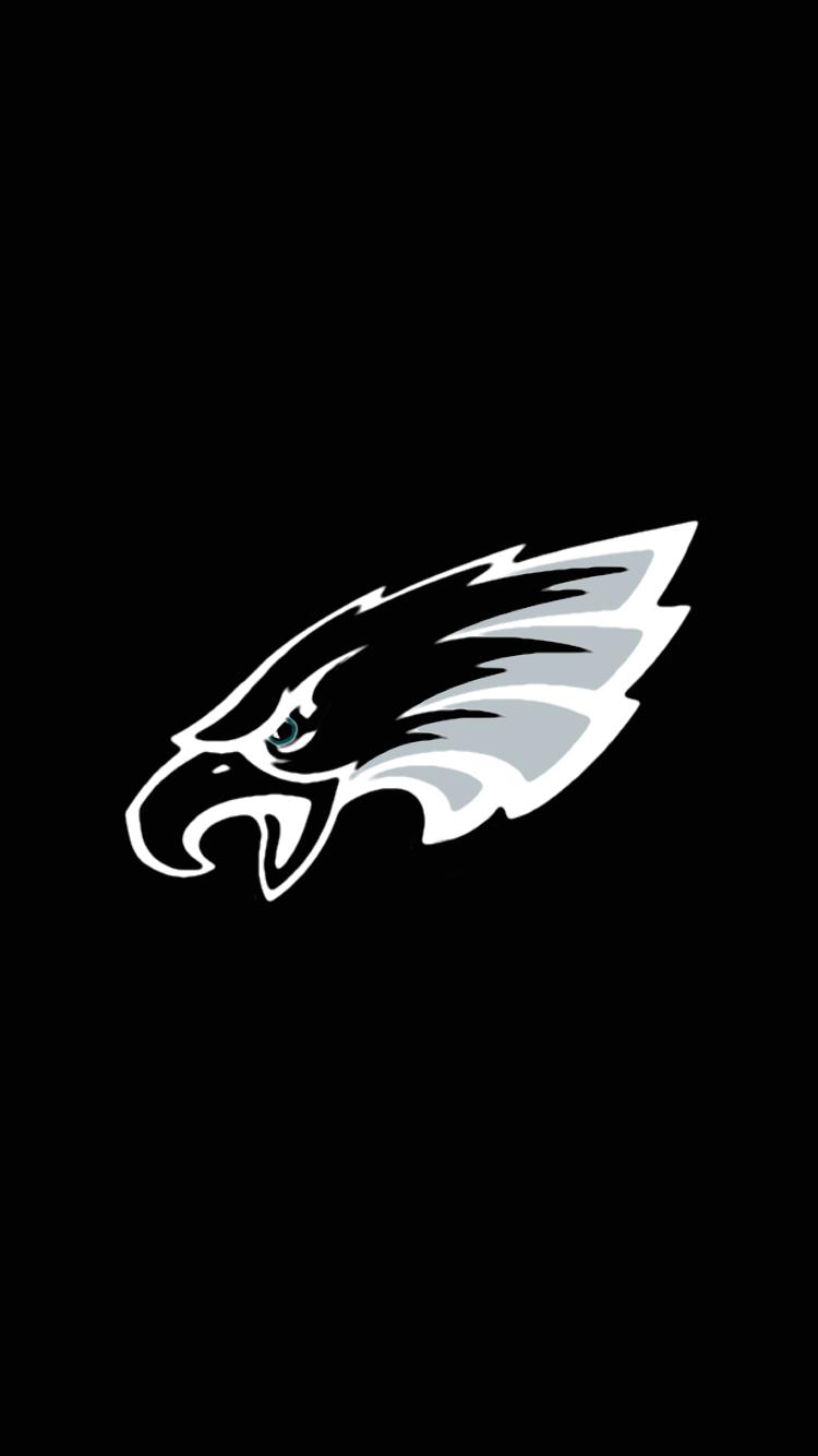 """Minimalistic"" NFL backgrounds (NFC East) Philadelphia"
