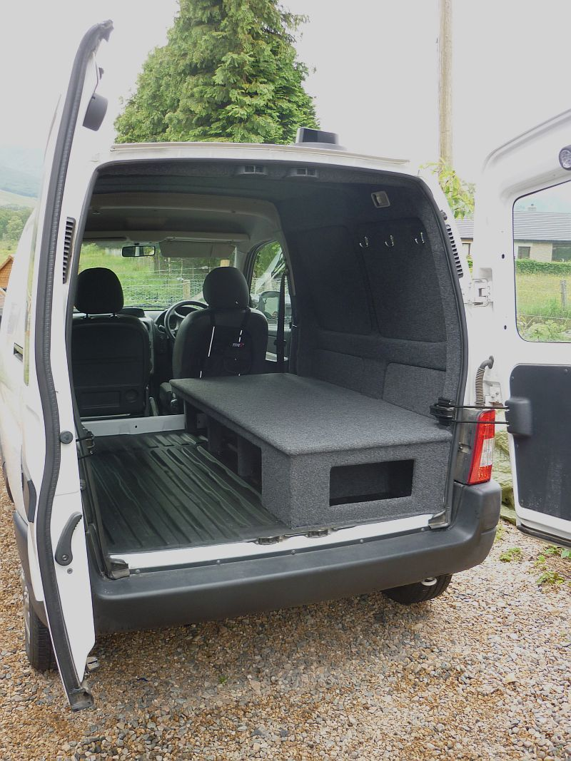 Berlingo Day Van Berlingo Camper Stealth Camper Van Caddy Van
