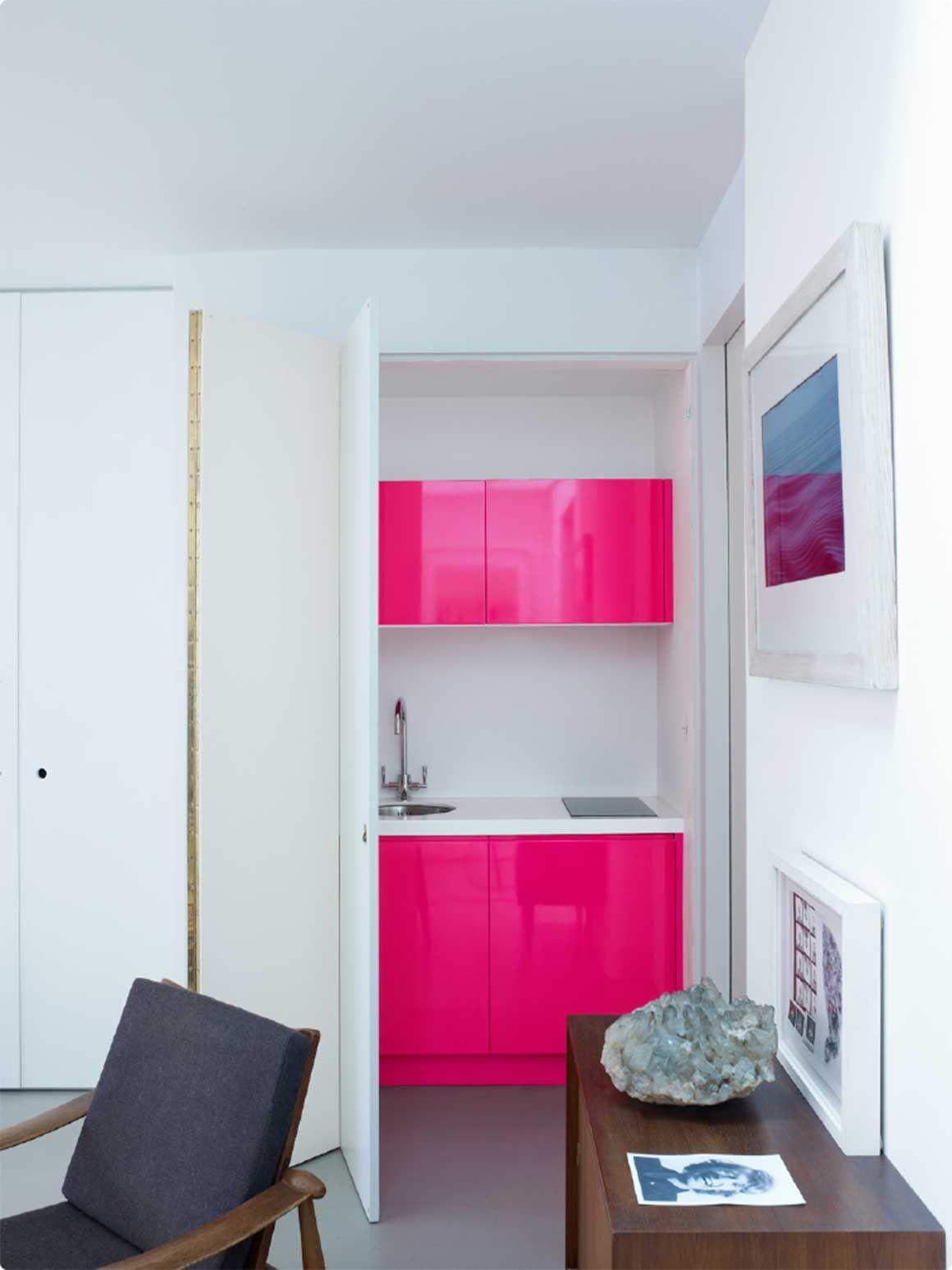 neon pink kitchen interior home kitchen colors on kitchen decor pink id=56341