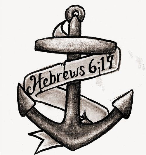 Which hope we have as an anchor of the soul, both sure and stedfast, and which entereth into that within the veil; (Hebrews 6:19 KJV)